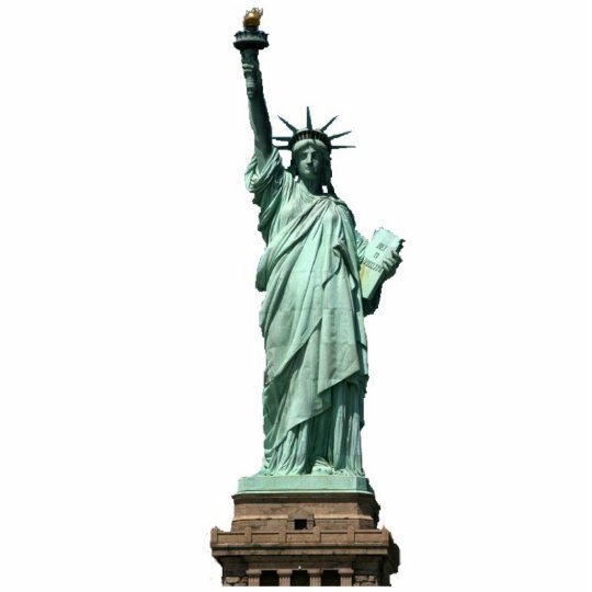 Statue of Liberty Photo Sculpture