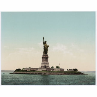 Statue of Liberty photocrom
