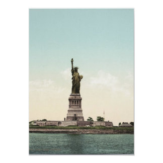Statue of Liberty photocrom Card