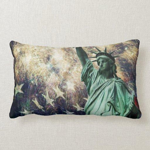 Statue of Liberty Pillows