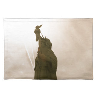 Statue of Liberty Placemat Cloth Placemat