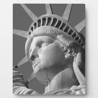 Statue of Liberty Plaque