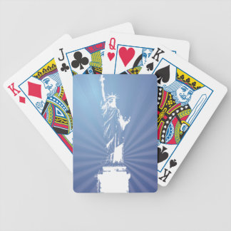 Statue of Liberty Playing Card Deck