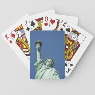 Statue of Liberty Poker Deck
