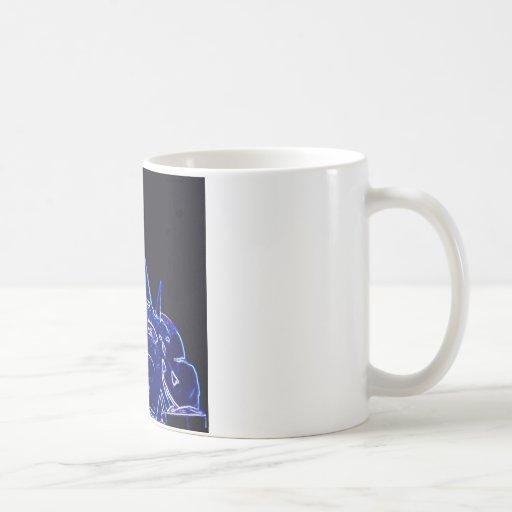 Statue of Liberty Pop Art Classic White Coffee Mug