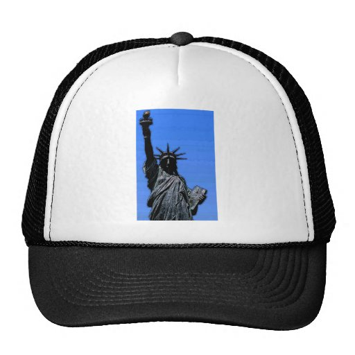 Statue of Liberty Pop Art Hats