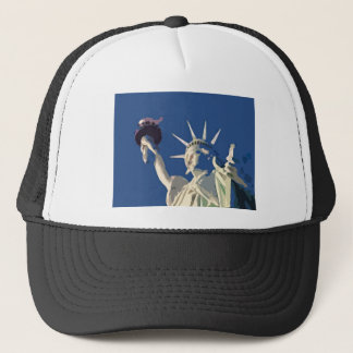 Statue of Liberty Pop Art Trucker Hat