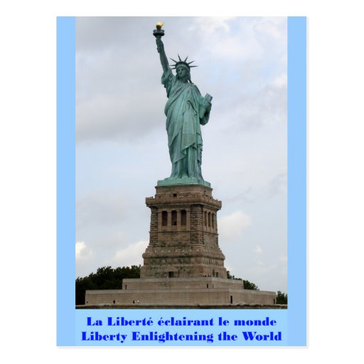 Statue of Liberty Post Cards