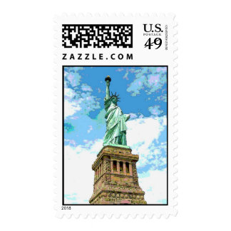Statue of Liberty Postage