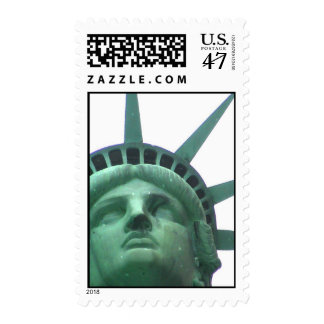Statue of Liberty Postage Stamp