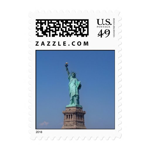 Statue of Liberty Postage Stamps