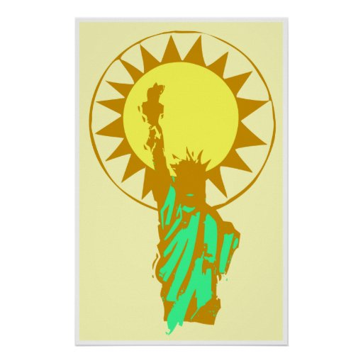 Statue of Liberty Posters