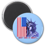 Statue of Liberty Products Fridge Magnet