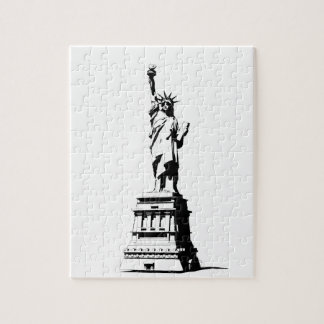 Statue Of Liberty Puzzles