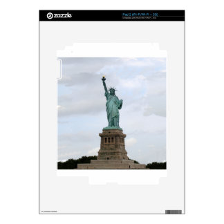 Statue of Liberty Skin For The iPad 2