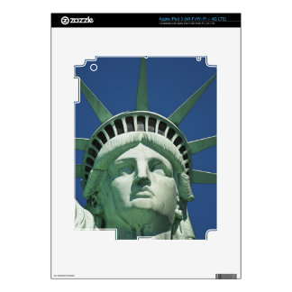 Statue of Liberty Skins For iPad 3