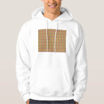 Statue of Liberty Stamps Collage Hoodie