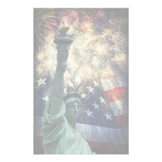 Statue of Liberty Stationery