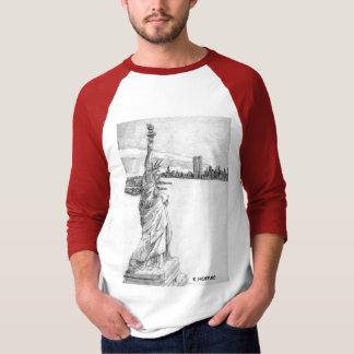 """Statue of Liberty"" T-Shirt"