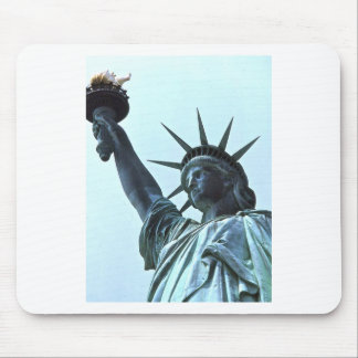 Statue of Liberty: The Torch Mouse Pad
