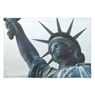 Statue of Liberty: The Torch Cloth Place Mat