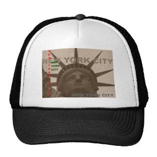 Statue of Liberty Trucker Hat