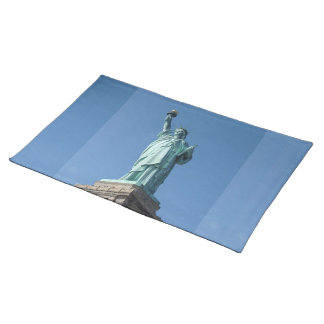 Statue of Liberty (U.S.A.) Placemat Cloth Placemat