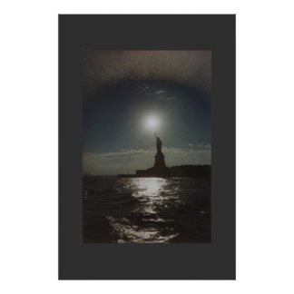 STATUE OF LIBERTY Value Poster Paper (Matte)