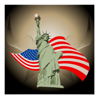 Statue of Liberty Perfect Poster