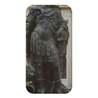 Statue of Louis XIV Cover For iPhone 4