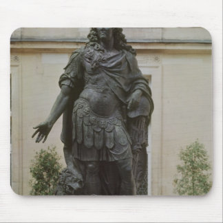 Statue of Louis XIV Mouse Pad