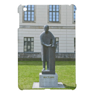 Statue of Max Planck in Berlin Cover For The iPad Mini