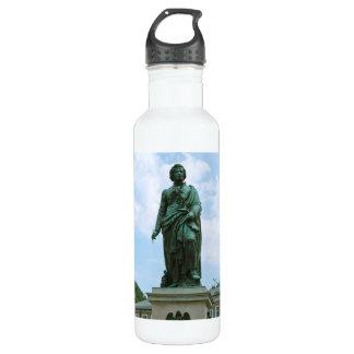 Statue of Mozart in Salzburg Water Bottle