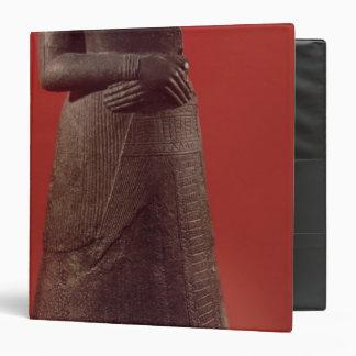 Statue of Napirasu, wife of Elamite King Binder