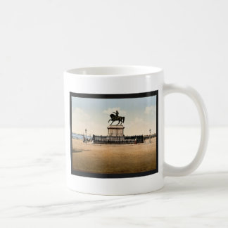 Statue of Napoleon I, Cherbourg, France classic Ph Coffee Mug