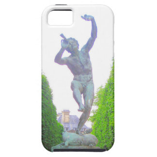 Statue of Pan, Luxembourg Garden, Paris France iPhone SE/5/5s Case