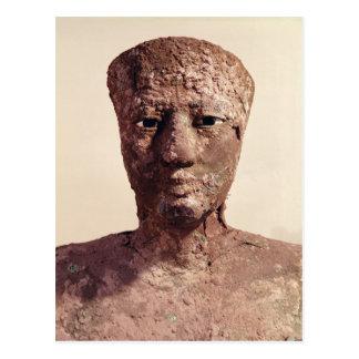 Statue of Pepi I Postcard
