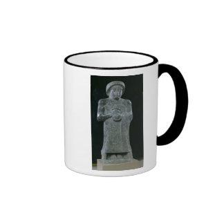Statue of Prince Gudea, c.2150 BC Coffee Mug