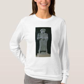 Statue of Prince Gudea, c.2150 BC T-Shirt