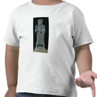 Statue of Prince Gudea, c.2150 BC T Shirt