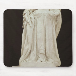 Statue of Queen Anne  1735 Mouse Pad