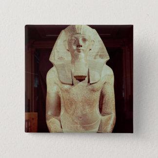 Statue of Queen Makare Hatshepsut Button