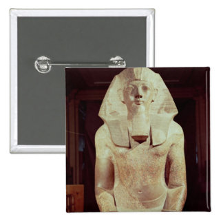Statue of Queen Makare Hatshepsut Button