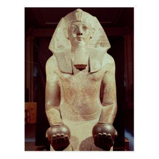Statue of Queen Makare Hatshepsut Postcard