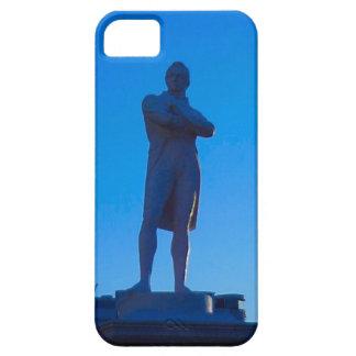Statue of Raffles,, Singapore iPhone SE/5/5s Case