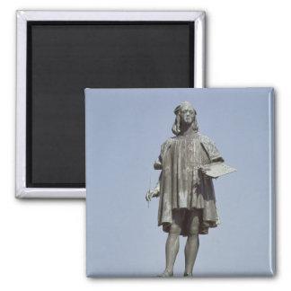 Statue of Raphael Sanzio of Urbino, 1897 Magnet
