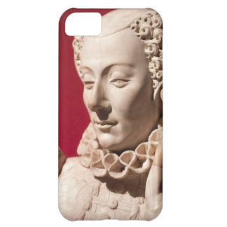 Statue of reclining woman in marble iPhone 5C covers
