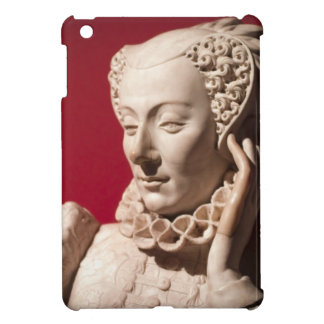 Statue of reclining woman in marble iPad mini cover