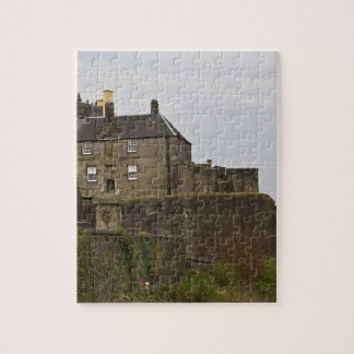 Statue of Robert the Bruce at Stirling Castle Jigsaw Puzzles