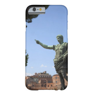 Statue of Roman emperor near the Roman Forum Barely There iPhone 6 Case